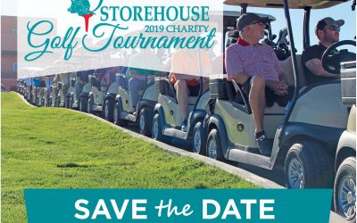 Registration is Open! Join us for the Storehouse Charity Golf Tournament
