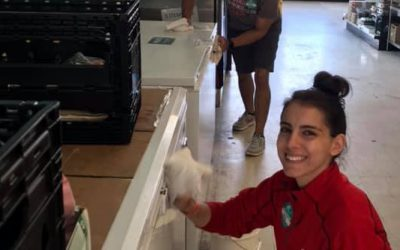 UNM Spring Storm Helps the Storehouse