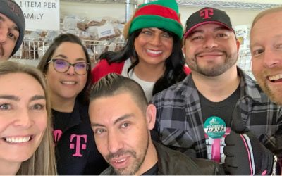 T-Mobile Supports the Storehouse Inside and Out
