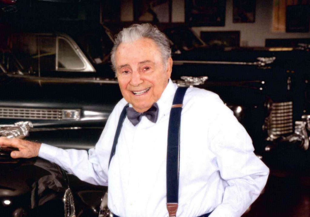Uncle Phil Maloof a local philanthropist and donor to the Storehouse food pantry