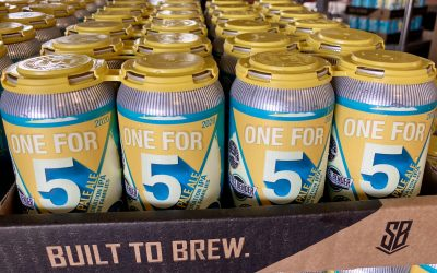 One for 5 IPA: Good Beer for a Great Cause