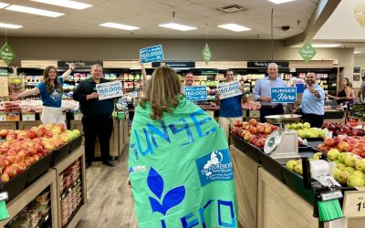 Albertsons Market Teams: Our Hunger Hero