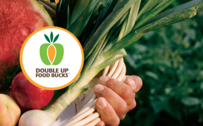 Double Up Food Bucks at Local Farmers' Markets